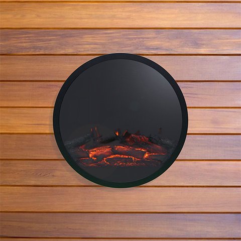 TruVision Fireplace